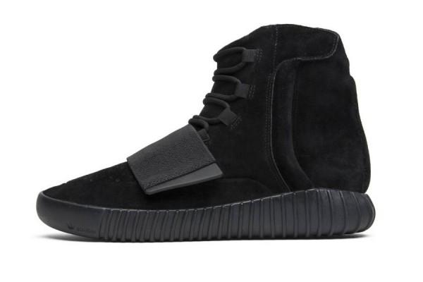 Fake Yeezy Boost 750 'Triple Black' BB1839