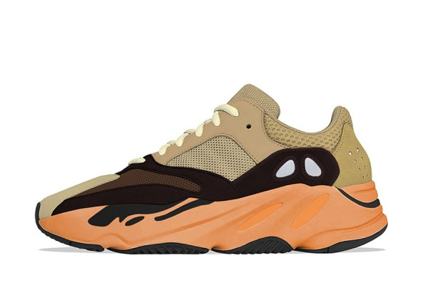 """1:1 Replica Yeezy 700 """"Enflame Amber"""""""
