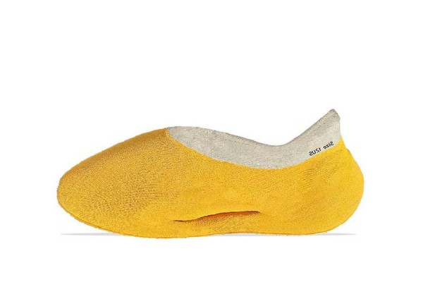 "Fake Yeezy Knit Runner ""Case Power Yellow"""
